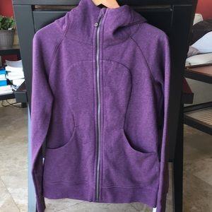 NWT Lululemon Scuba hoodie III Size 10